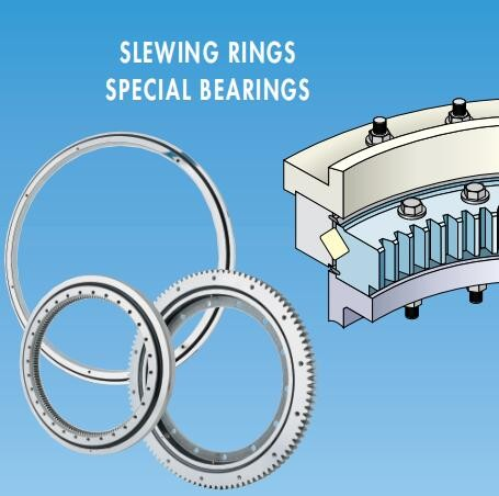 Rks. 23 0541 Slewing Bearing for Wind Mills