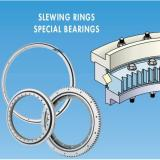 Ladle Turret Slewing Bearings